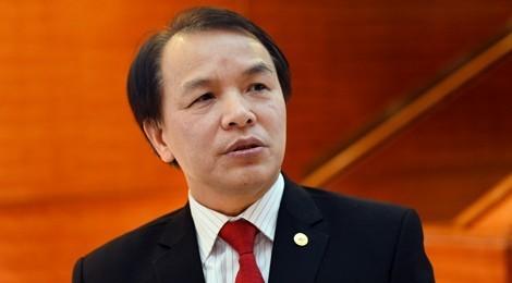 Phó Chánh văn phòng Trung ương Đảng Lê Danh Vĩnh. Ảnh: Hoàng Hà.