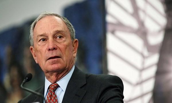 Cựu thị trưởng New York Michael Bloomberg định chi 1 tỉ USD để tranh cử tổng thống Mỹ