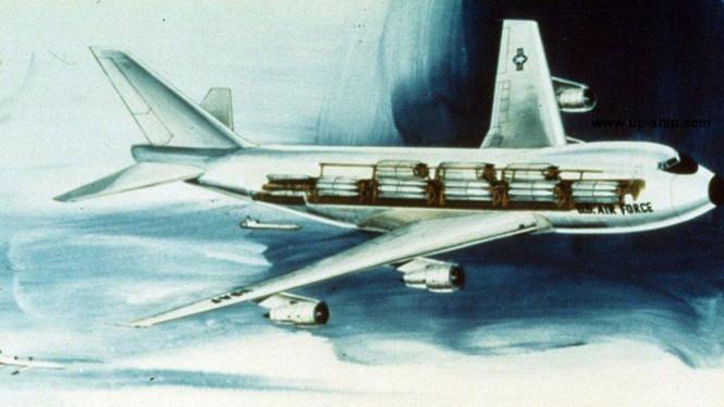 Hình ảnh phác họa thiết kế máy bay CMCA của Boeing - Ảnh: Foxtrot Alpha