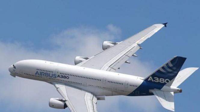 Trong giỏ hàng cực khủng của Iran có 8 chiếc A380 siêu bự - Ảnh: Reuters