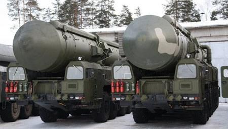 Nga: Tên lửa Topol và Yars trực chiến tại bảy khu vực, clip phóng thử tên lửa