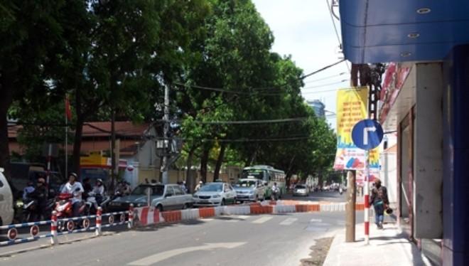 Giá đất đền bù đường vành đai 2 đoạn Vĩnh Tuy- Mai Động cao nhất 83,46 triệu đồng/m2