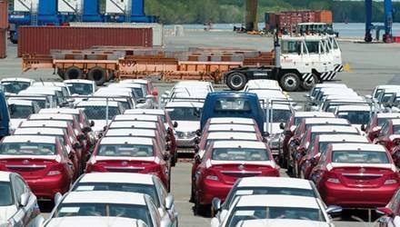 49% xe ô tô dưới 9 chỗ ngồi Việt Nam nhập khẩu là từ Ấn Độ