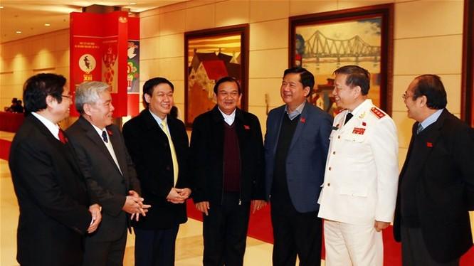 Các đại biểu dự Đại hội XII. Ảnh: TTXVN