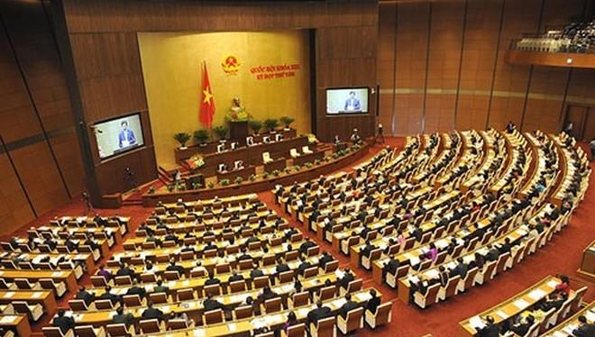 Việc bầu Thủ tướng, Chủ tịch nước, Chủ tịch Quốc hội khóa mới sẽ phải đợi tới kỳ họp thứ nhất của Quốc hội khóa 14. (Ảnh minh họa)