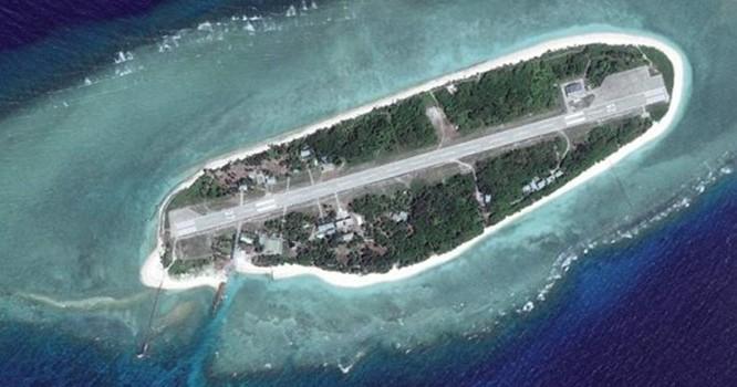 Đảo Ba Bình thuộc quần đảo Trường Sa của Việt Nam. Ảnh: SCMP.
