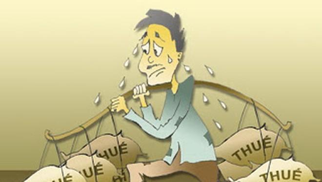 Doanh nghiệp đang còng lưng chịu đủ mọi khó khăn và chèn lấn