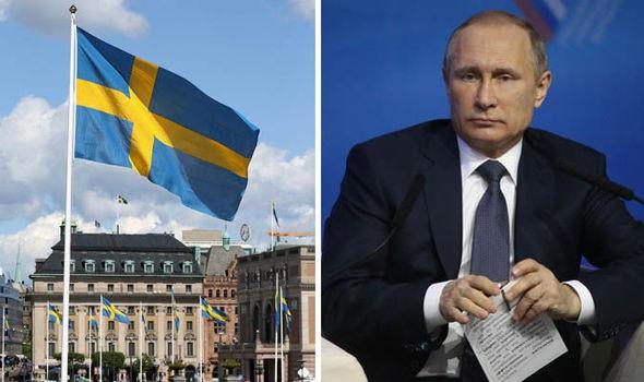 Thụy Điển có những tuyên bố gây sửng sốt về việc chuẩn bị chiến tranh.