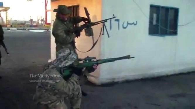 Đặc nhiệm Spetsnaz của Nga đã chính thức tham chiến ở Lattakia?