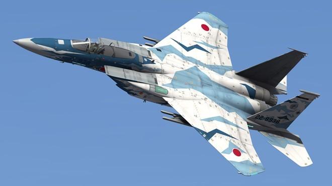 Một máy bay F-15 của Nhật Bản. Ảnh: Arab-defence.com