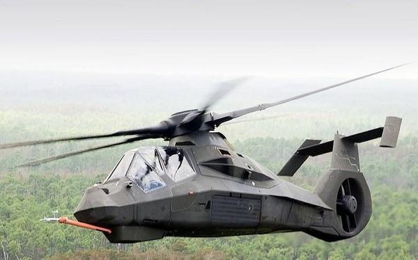 Dự án trực thăng Comanche cũng đã phải hủy bỏ. (Nguồn: pinterest)