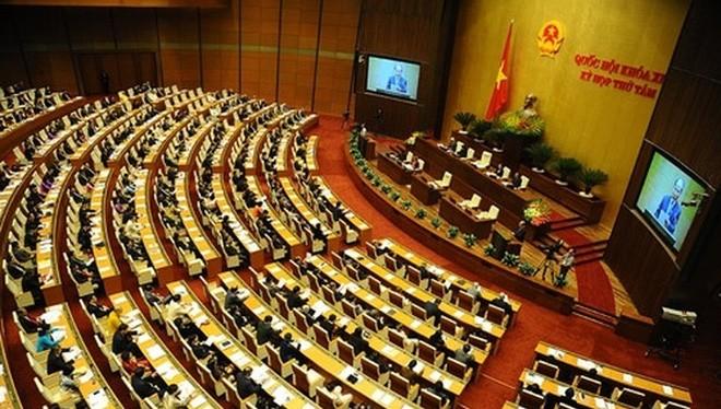 80 uỷ viên Trung ương vào Quốc hội