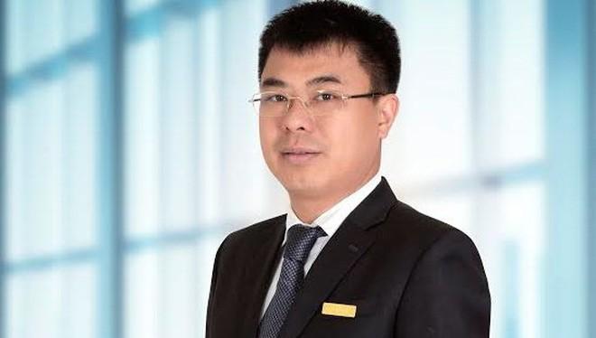 Ông Cù Anh Tuấn, tân CEO của Ngân hàng An Bình.