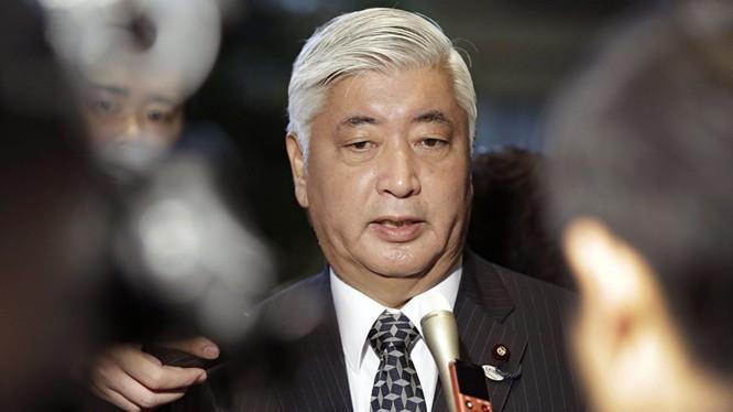 Bộ trưởng Quốc phòng Nhật Bản Gen Nakatani