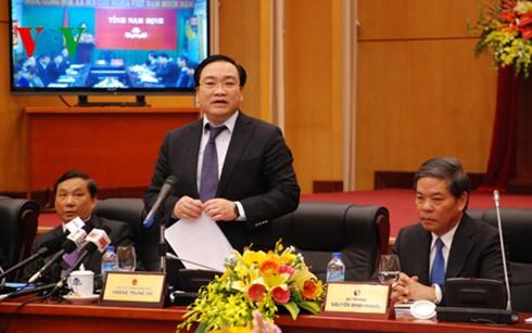 Phó Thủ tướng Hoàng Trung Hải thành tân Bí thư Thành ủy Hà Nội