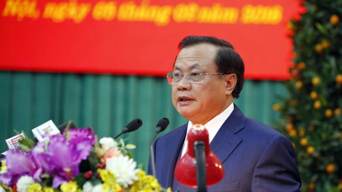 Nguyên Bí thư Thành ủy Hà Nội Phạm Quang Nghị: Về tình cảm với Thủ đô, cho phép tôi được giữ lại mãi cho dù kỷ niệm là nồng ấm hay giá lạnh, thì tất cả đều ngấm vào da thịt của chúng ta