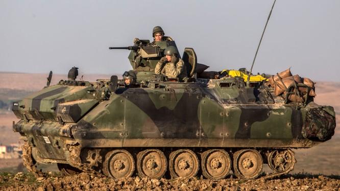 Bộ Quốc phòng Nga: Thổ Nhĩ Kỳ đang chuẩn bị xâm lược Syria