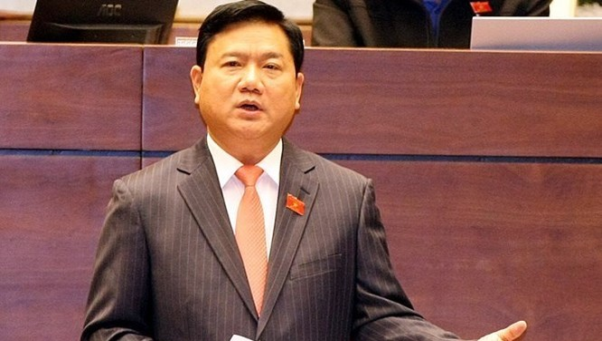 Bộ trưởng GTVT Đinh La Thăng làm Bí thư Thành ủy TP.HCM