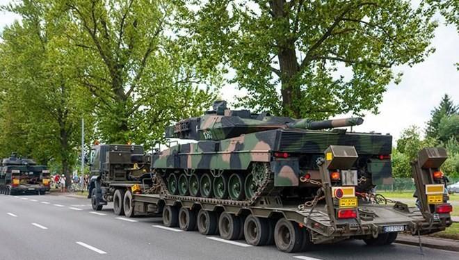 Ngân sách quân sự Đức năm 2016 sẽ tăng từ 32.947 tỷ Euro (năm 2015) lên thành 34.366 tỷ Euro và đến năm 2019, con số này sẽ lên đến 35.176 tỷ Euro.