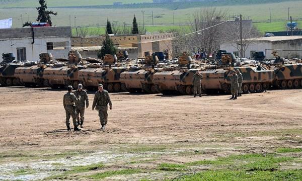 Thổ Nhĩ Kỳ có thể xâm lược Syria bất cứ lúc nào.
