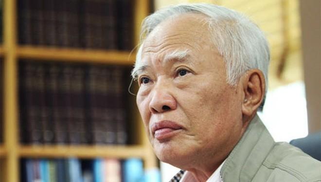 Ông Vũ Khoan, nguyên Phó thủ tướng Chính phủ - Ảnh: Tuổi Trẻ.