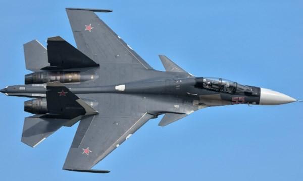 Su-30 SM là một trong những loại máy bay chiến đấu hiện đại nhất hiện nay.