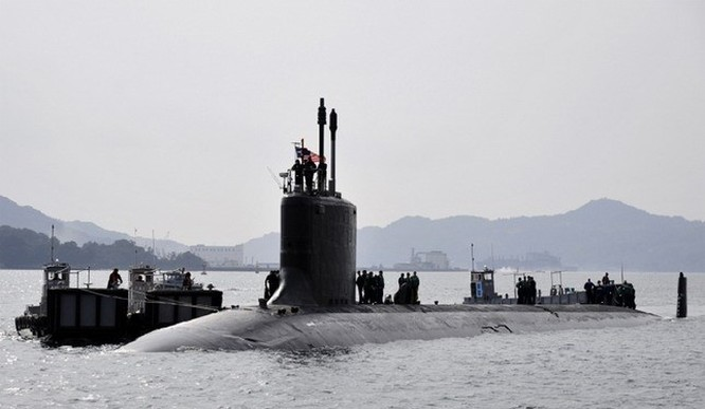 Mỹ lên kế hoạch điều tàu ngầm tấn công lớp Virginia tới Hàn Quốc