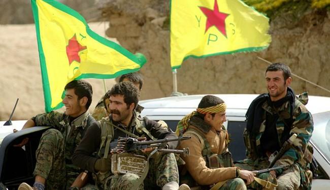 Lực lượng dân quân người Kurds đã tái chiếm sân bay Menagh, bắc Aleppo
