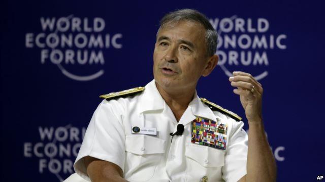 Đô đốc Harry Harris.