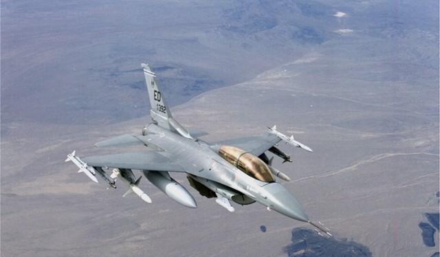 Mỹ bán 8 tiêm kích F-16 cho Pakistan