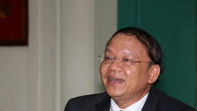 Ông Bùi Văn Nam - Tổng cục trưởng Tổng cục Thuế