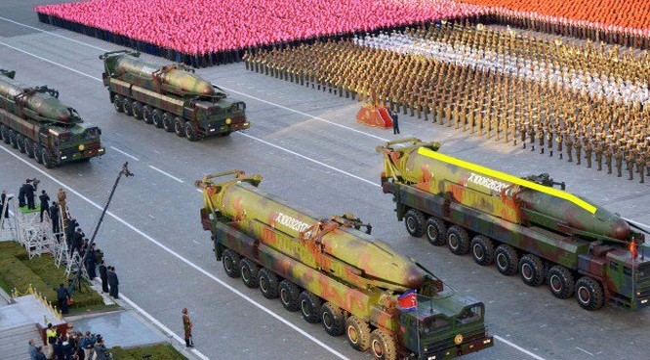 Đầu đạn tên lửa KN-08