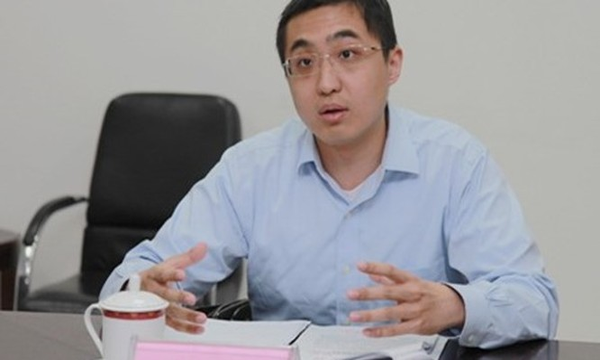 Đặng Trác Đệ, cháu trai duy nhất của Đặng Tiểu Bình, đang có cơ hội thăng tiến.
