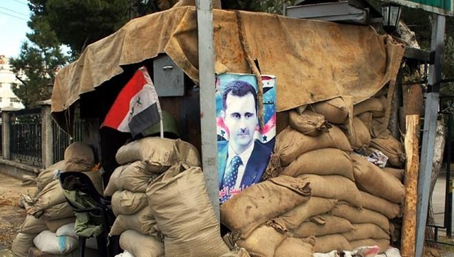 Ông Assad sở hữu một quân đội kiên định, trung thành, khó có thể bị đánh bại.