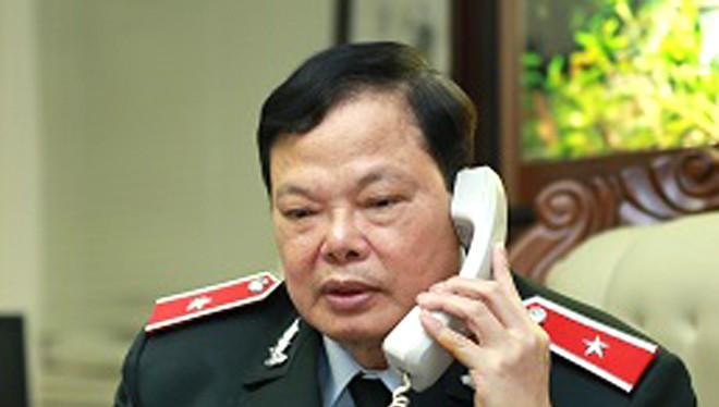 Ông Phạm Trọng Đạt, Cục trưởng Cục chống tham nhũng – Thanh tra Chính phủ