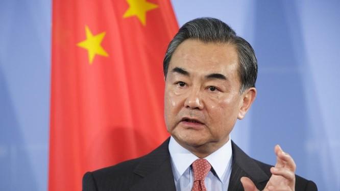 Bộ trưởng Ngoại giao Trung Quốc Vương Nghị. Ảnh: Getty