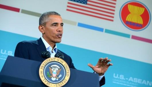 Tổng thống Mỹ Barack Obama. Ảnh: AFP