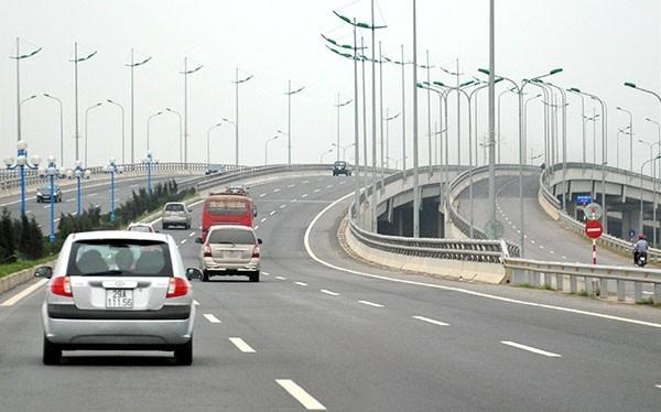 Dự kiến tháng 6/2016, cao tốc Hà Nội - Thái Nguyên giai đoạn hoàn thiện sẽ được triển khai theo hình thức BOT - Ảnh: K.Linh