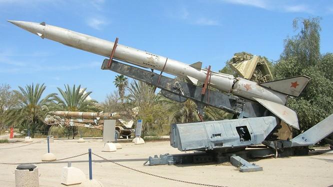 Con đường chiến thắng của tên lửa SAM-2 tại Nga, Việt Nam, Cuba,Trung Quốc