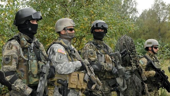 Lực lượng đặc nhiệm của Mỹ. (Nguồn: naplesherald.com)