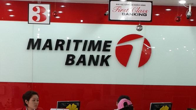 MaritimeBank đã giảm sở hữu tại Ngân hàng Quân đội xuống dưới 5%