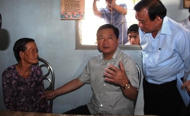0888 247 247: Số điện thoại đường dây nóng của Bí thư Đinh La Thăng