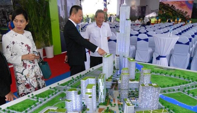 Quỹ Gaw Capital Partner mua lại 50% dự án Empire City được coi là thương vụ M&A có giá trị lớn nhất v 600 triệu USD