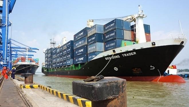 Vận tải biển tiếp tục giảm trong những tháng đầu năm 2016
