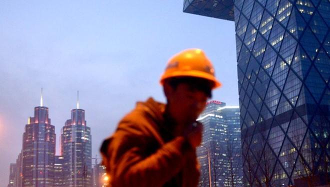 Tình trạng sụt giảm trong dự trữ ngoại hối của Trung Quốc làm giảm khả năng kiểm soát giá đồng nhân dân tệ của quốc gia này. Ảnh: Reuters