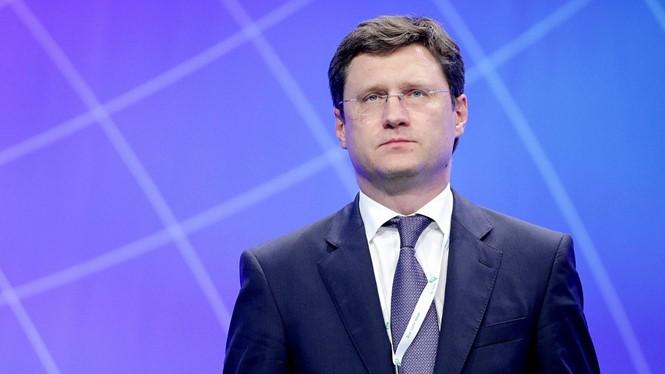 Bộ trưởng Năng lượng Nga Alexander Novak - Ảnh: Bloomberg