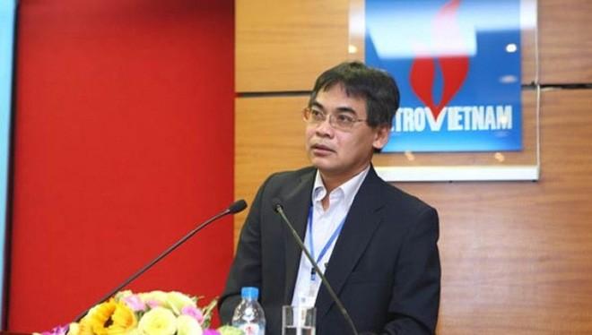 Ông Từ Thành Nghĩa, Tổng giám đốc Vietsovpetro - Ảnh: PetroTimes.
