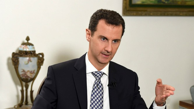 Tổng thống Syria, Bashar al-Assad thông báo cuộc bầu cử quốc hội diễn ra ngày 13.4 với nhiều đảng tham gia - Ảnh: Reuters