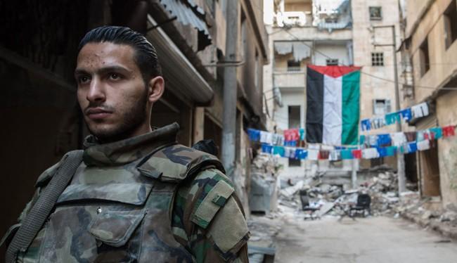 Quân đội Syria đã giành được 2/3 lãnh thổ Aleppo, phần còn lại bao gồm một số quận trung tâm vẫn bị IS kiểm soát.