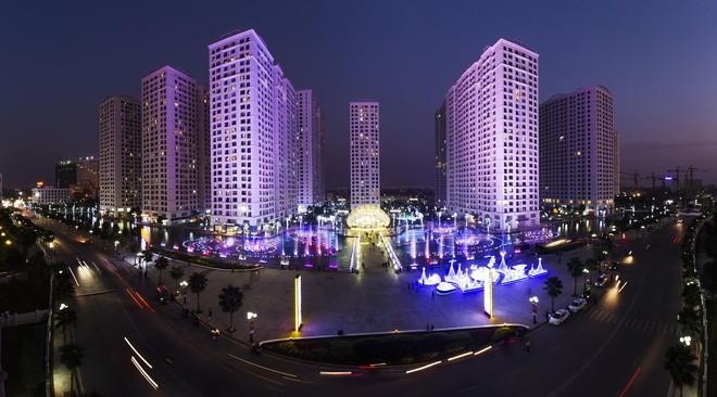 Times City-Một trong những dự án BĐS do Vingroup làm chủ đầu tư